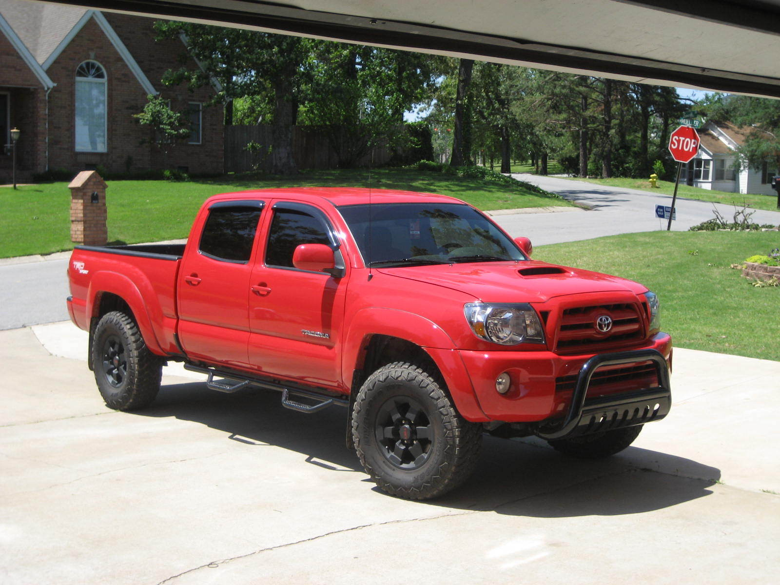 Honeycombs07 2006 Toyota Tacoma Xtra Cab Specs, Photos ...