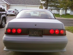 erics-ridess 1988 Ford Thunderbird
