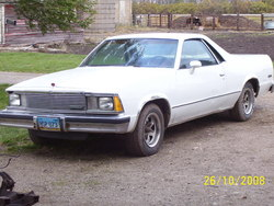72chevystacks 1981 Chevrolet El Camino