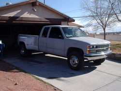 thelairss 1989 Chevrolet Silverado 1500 Regular Cab