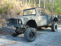 ssxtremes10 1968 Jeep Gladiator