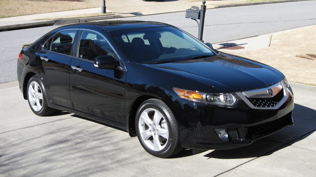 ressling 2009 Acura TSX Specs, Photos, Modification Info ...