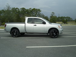 tighteewhitee 2006 Nissan Titan King Cab
