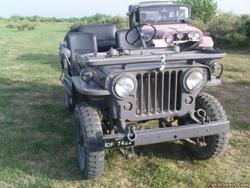 Ammarkhan 1948 Jeep Willys