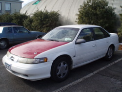 SHORACING95s 1995 Ford Taurus