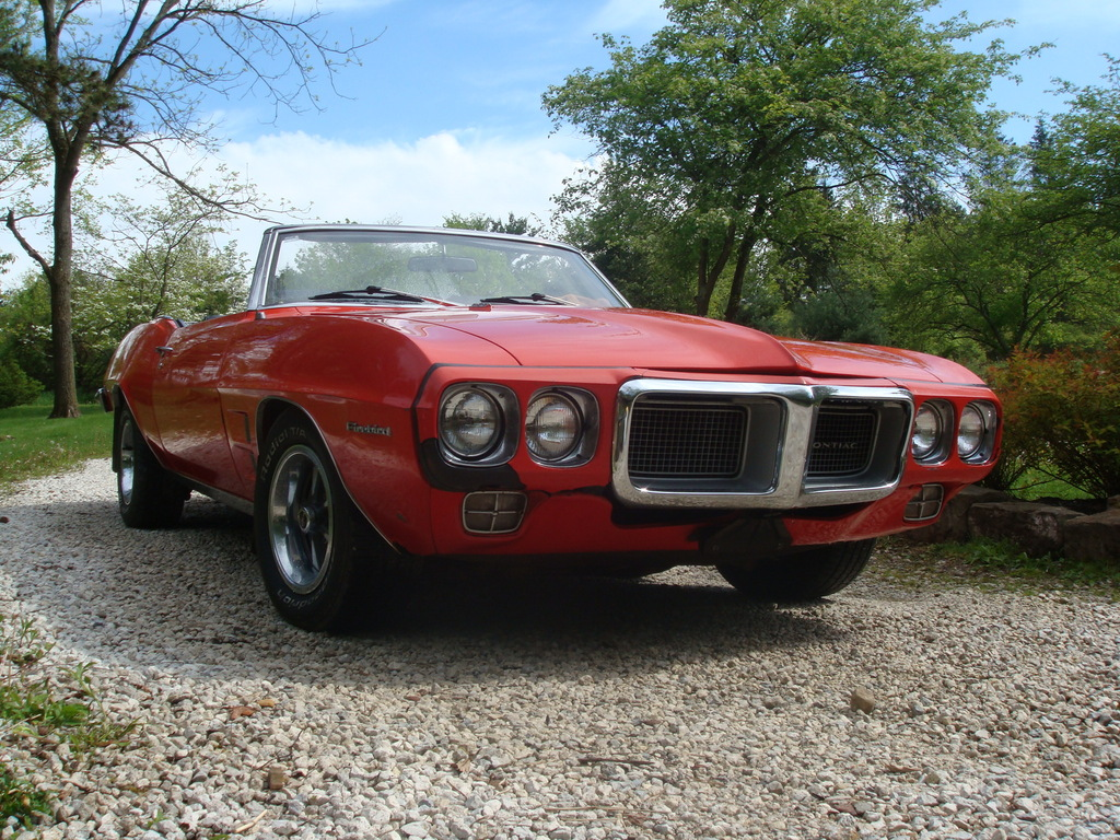 Biturbo196786 1969 Pontiac Firebird Specs Photos