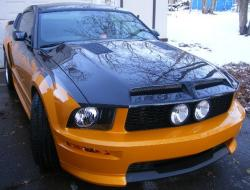 OrangeCrushStangs 2007 Ford Mustang