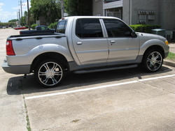 aftermathgraffixs 2003 Ford Explorer Sport Trac