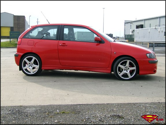 stushine 2002 seat ibiza specs photos modification info at cardomain. Black Bedroom Furniture Sets. Home Design Ideas