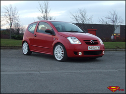 stushine 2004 Citroen C2
