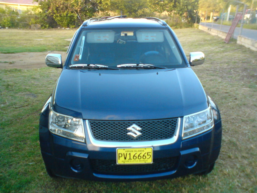 babyface4life0 2006 suzuki grand vitara specs photos modification info at cardomain. Black Bedroom Furniture Sets. Home Design Ideas