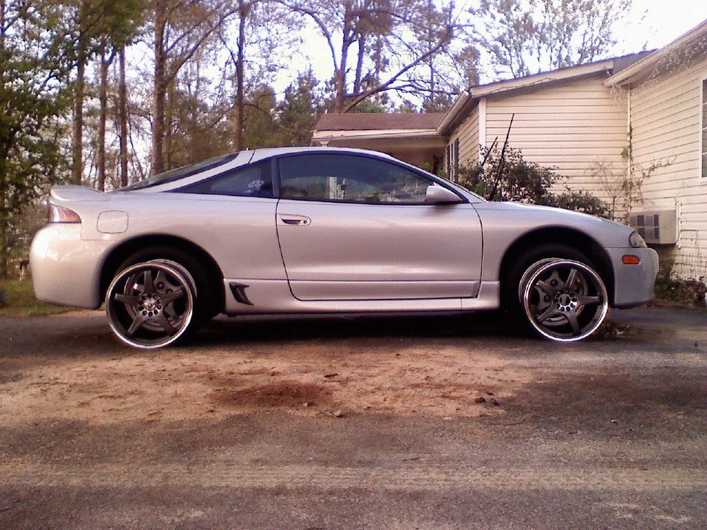 Another knight2rydah 1998 Mitsubishi Eclipse post... - 12583173