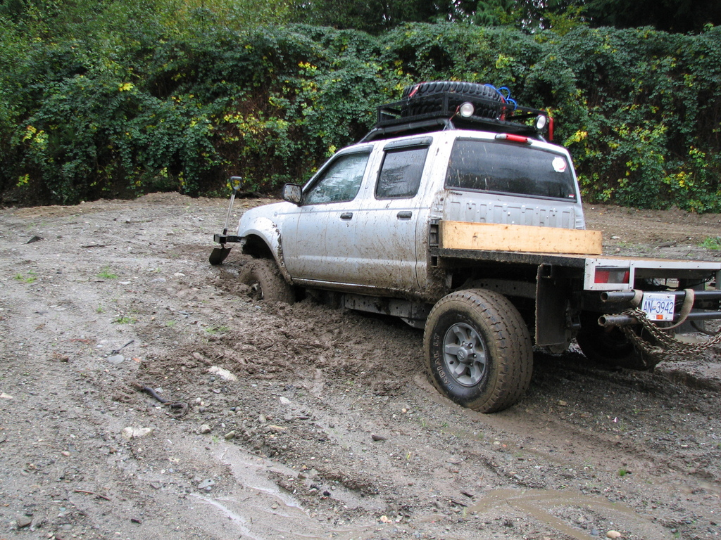 Flat Bed / Hyd Dump Setup - Page 2 - Infamous Nissan ...  |Nissan Frontier Flat Bed