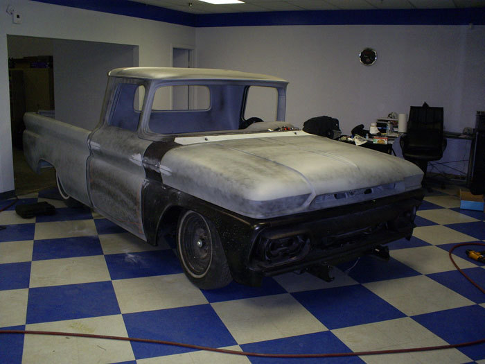 AmericanBuilt 1962 GMC C/K Pick-Up 12568881
