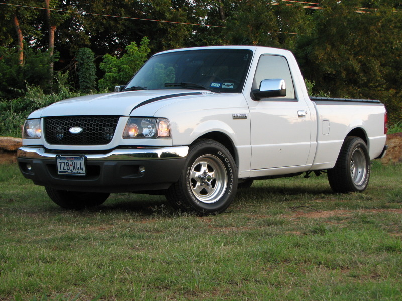 FX2-3 2002 Ford Ranger Regular Cab