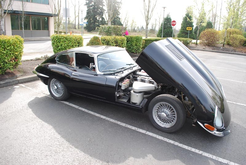 Exotics at Redmond Town Center: Bringing Cars and Families Together On.