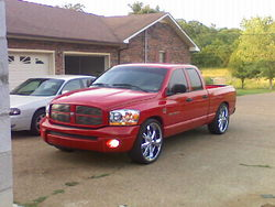 wdodsonhs 2006 Dodge Ram 1500 Quad Cab