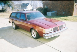 terryleeeakes 1983 Oldsmobile Cutlass Cruiser