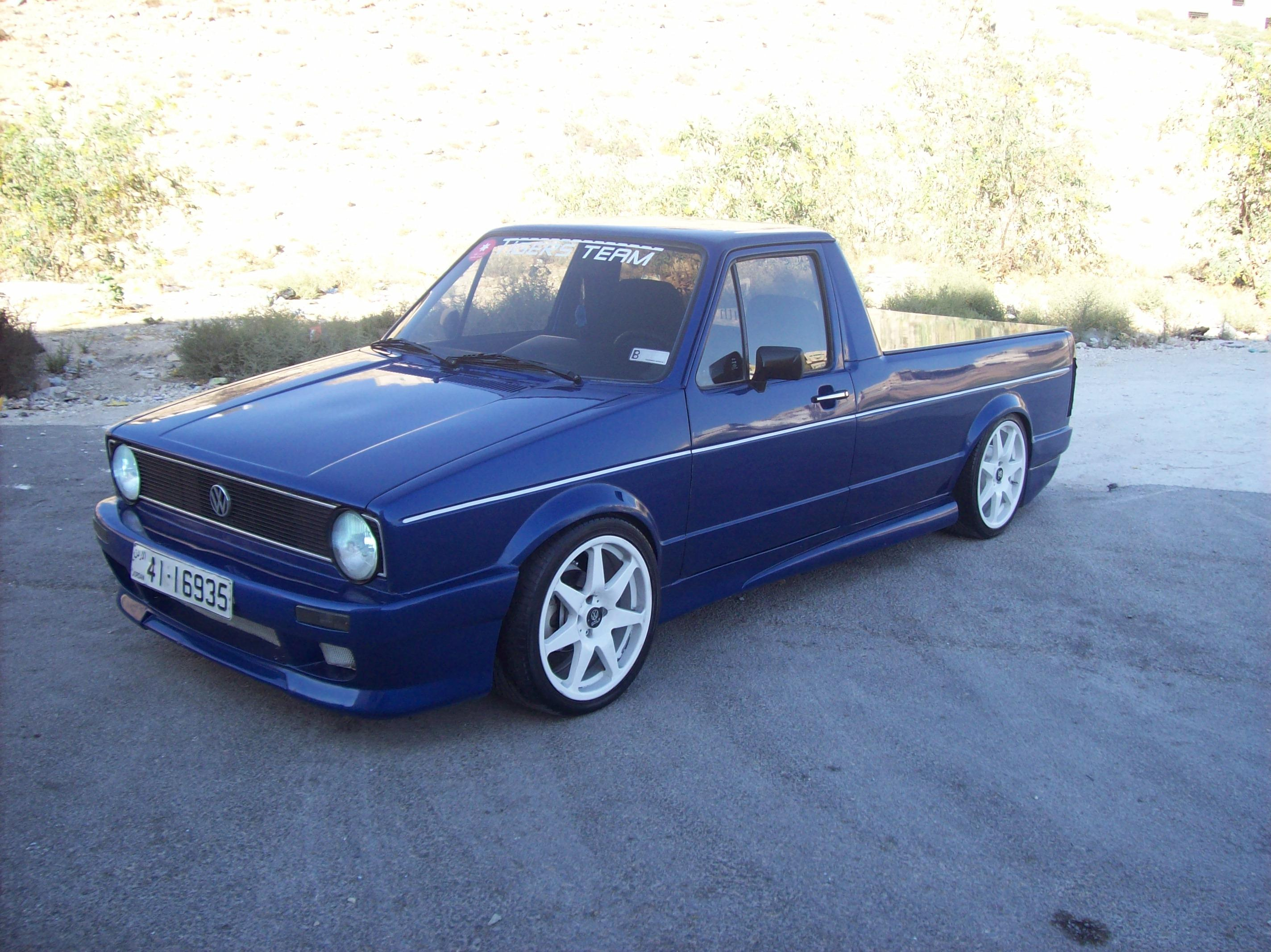 fadehunate 1984 Volkswagen Caddy Specs, Photos, Modification Info at ...
