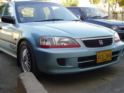 furiousking 2001 Honda City