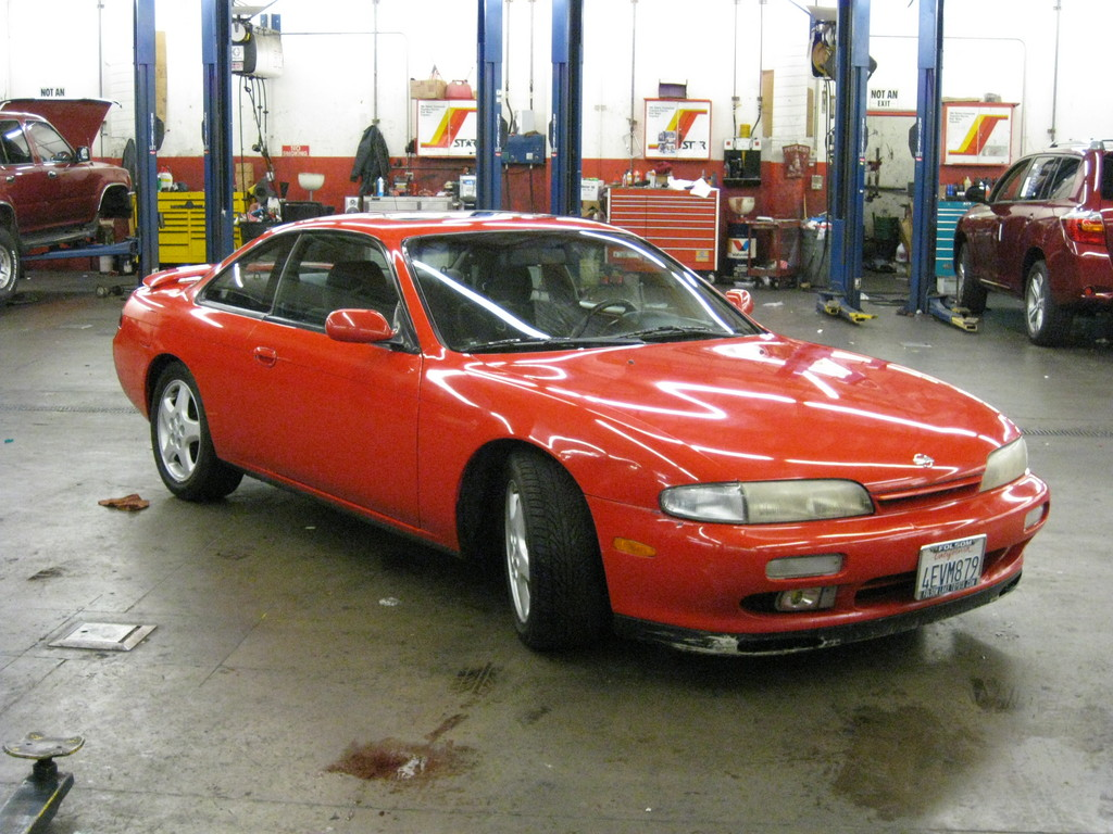Another Pacman88 1996 Nissan 240SX post... - 13538893