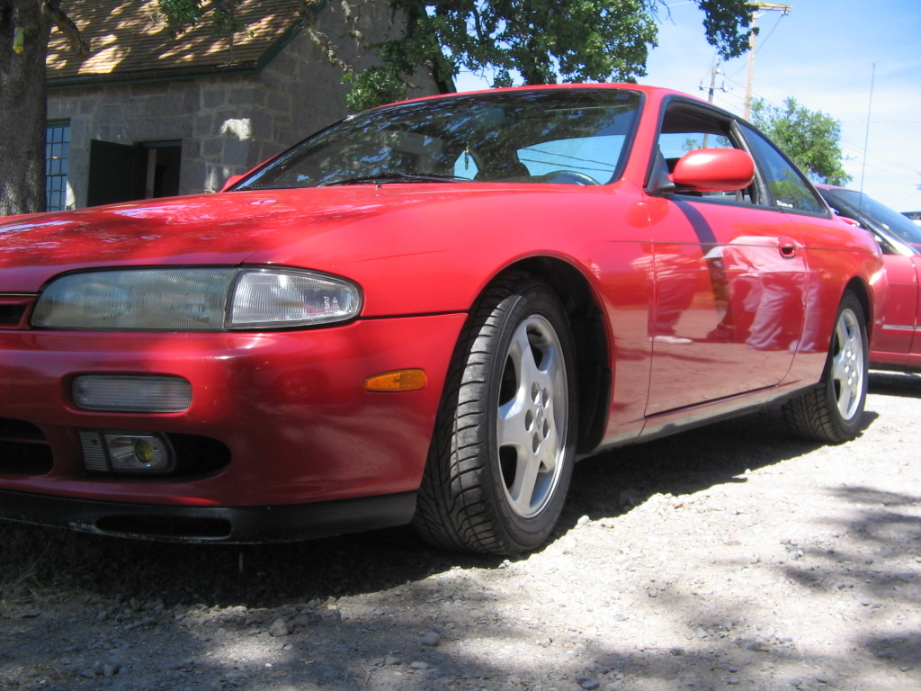 Another Pacman88 1996 Nissan 240SX post... - 13538896