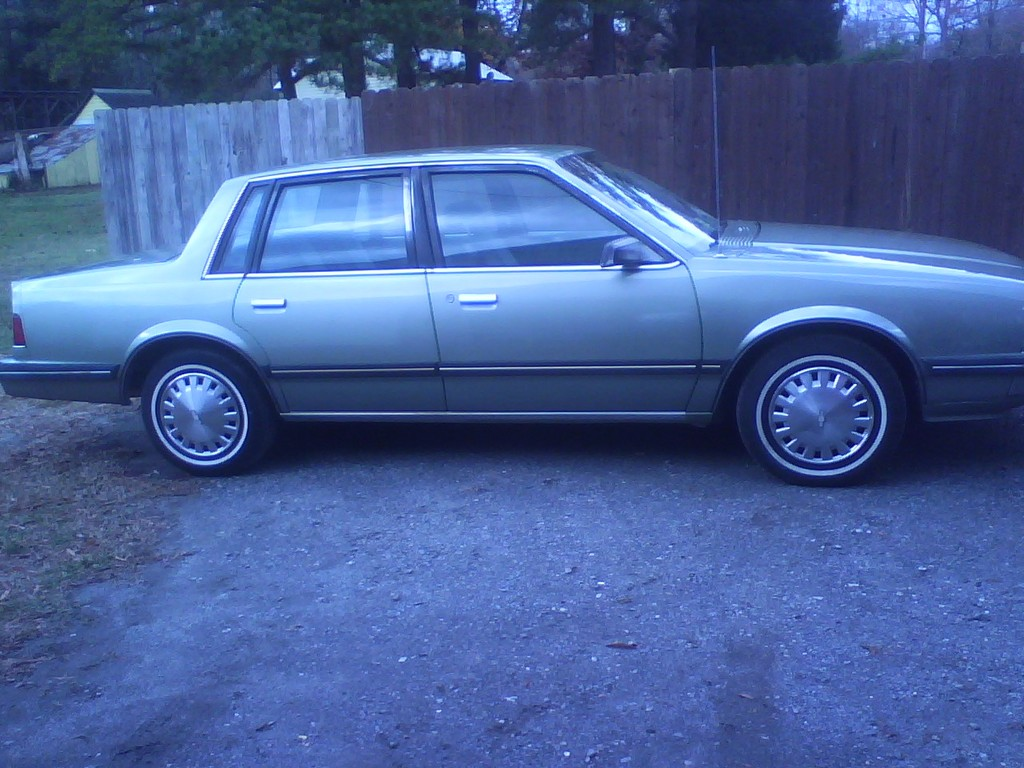 1986 Chevrolet Celebrity | Sale Prices Paid | Car Reviews ...
