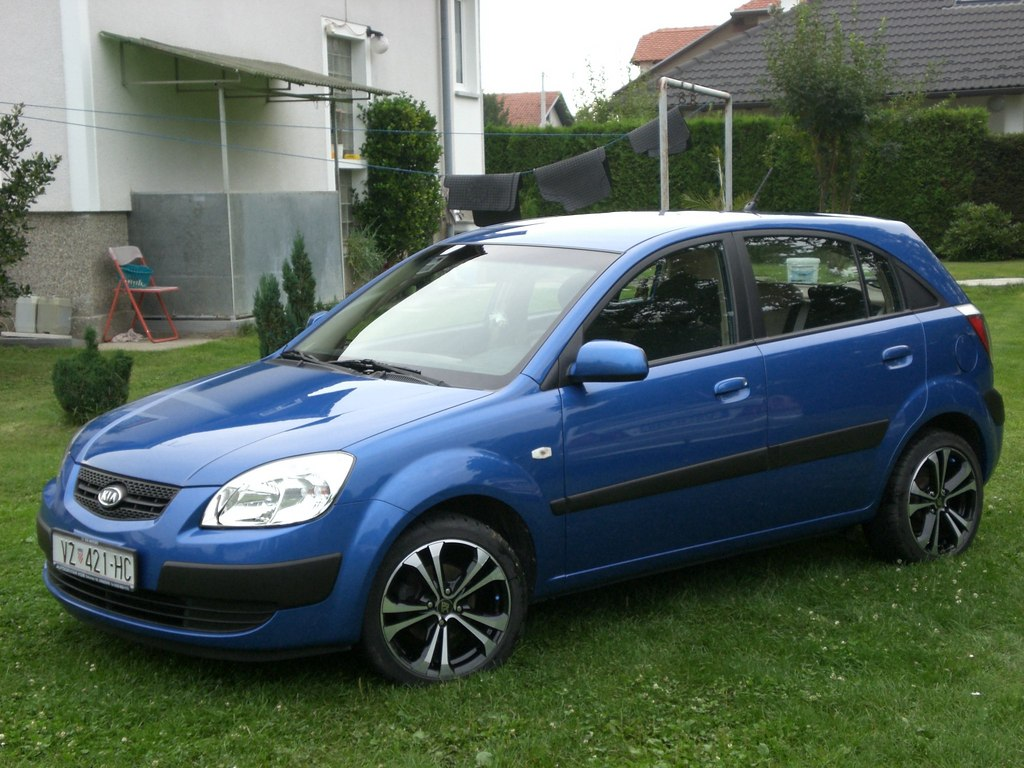 DavidMatic 2006 Kia Rio Specs, Photos, Modification Info at CarDomain