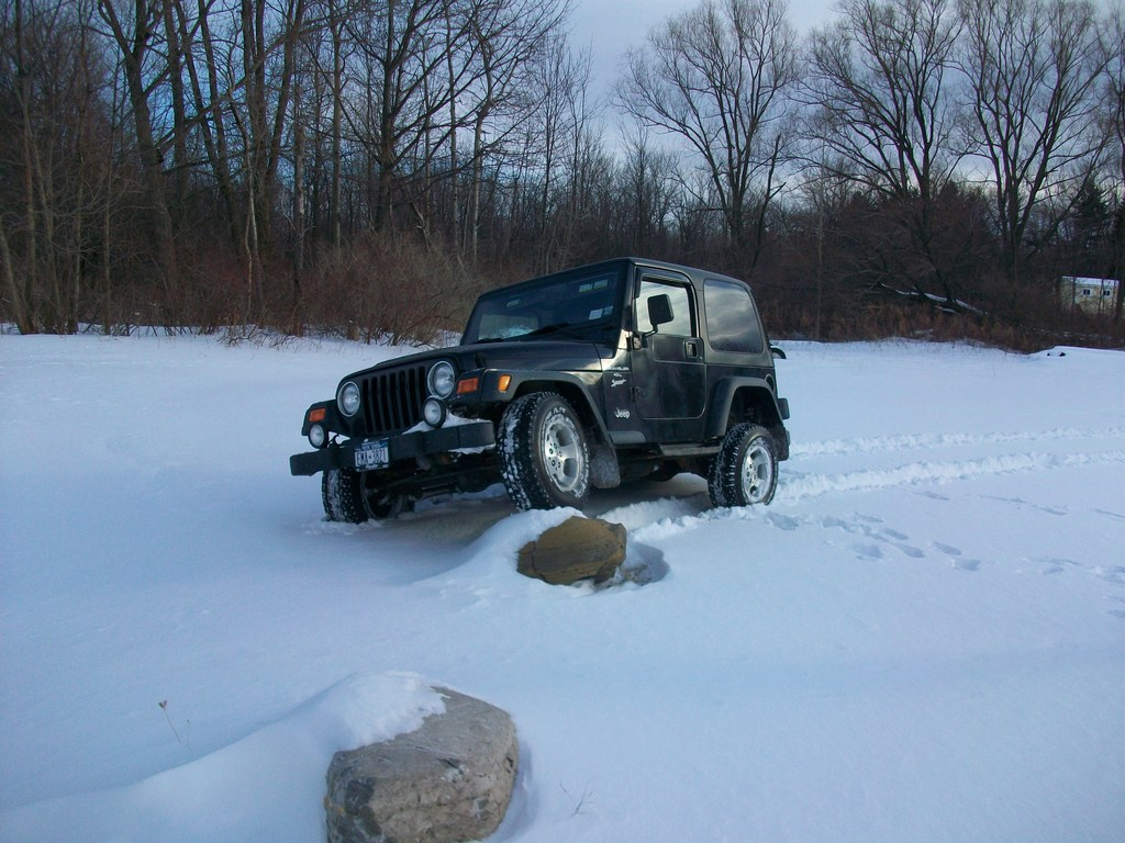 Another RangerHaver 2000 Jeep Wrangler post... - 12575232