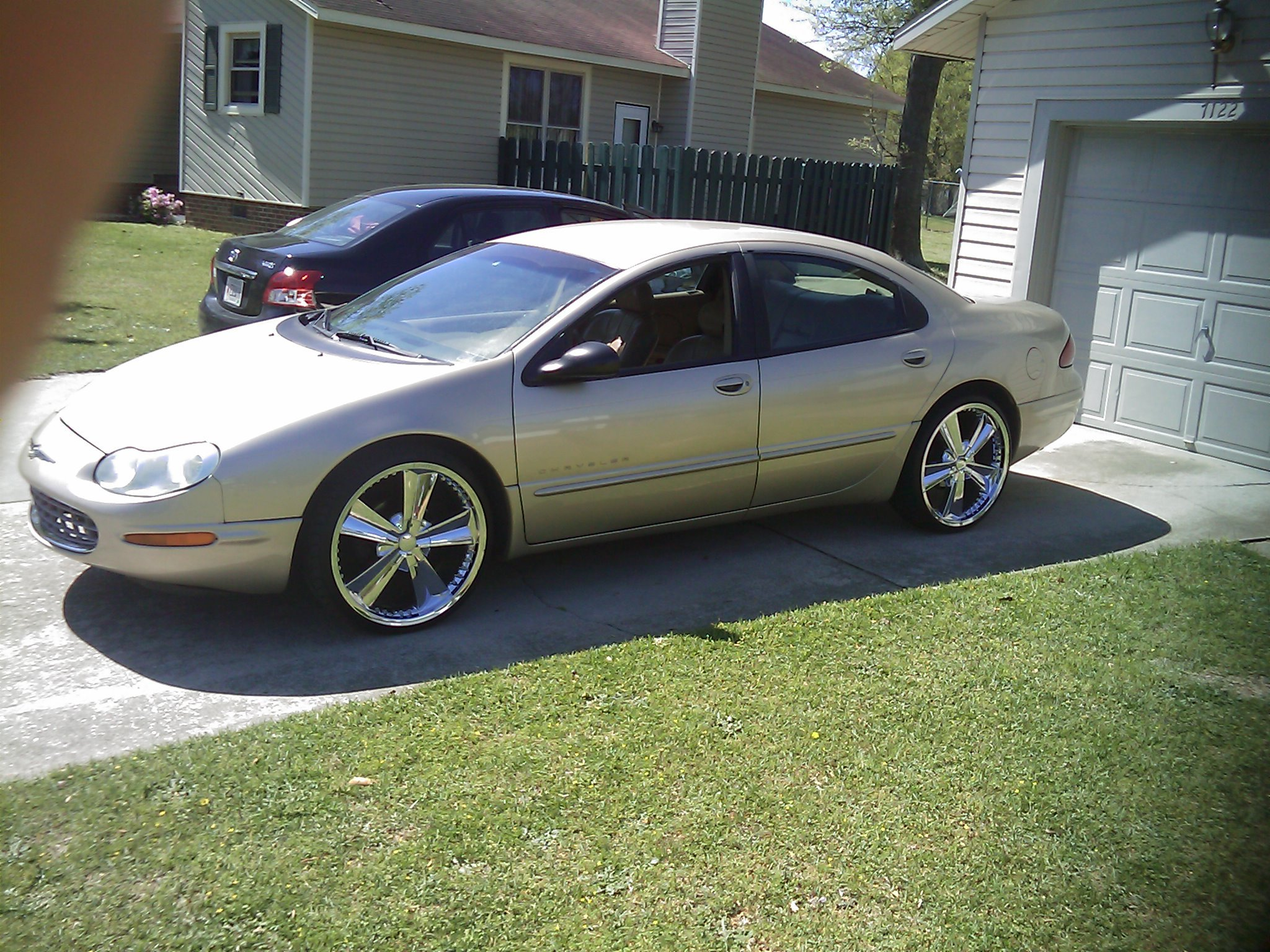 dakid02 1998 chrysler concorde specs photos modification info at. Cars Review. Best American Auto & Cars Review