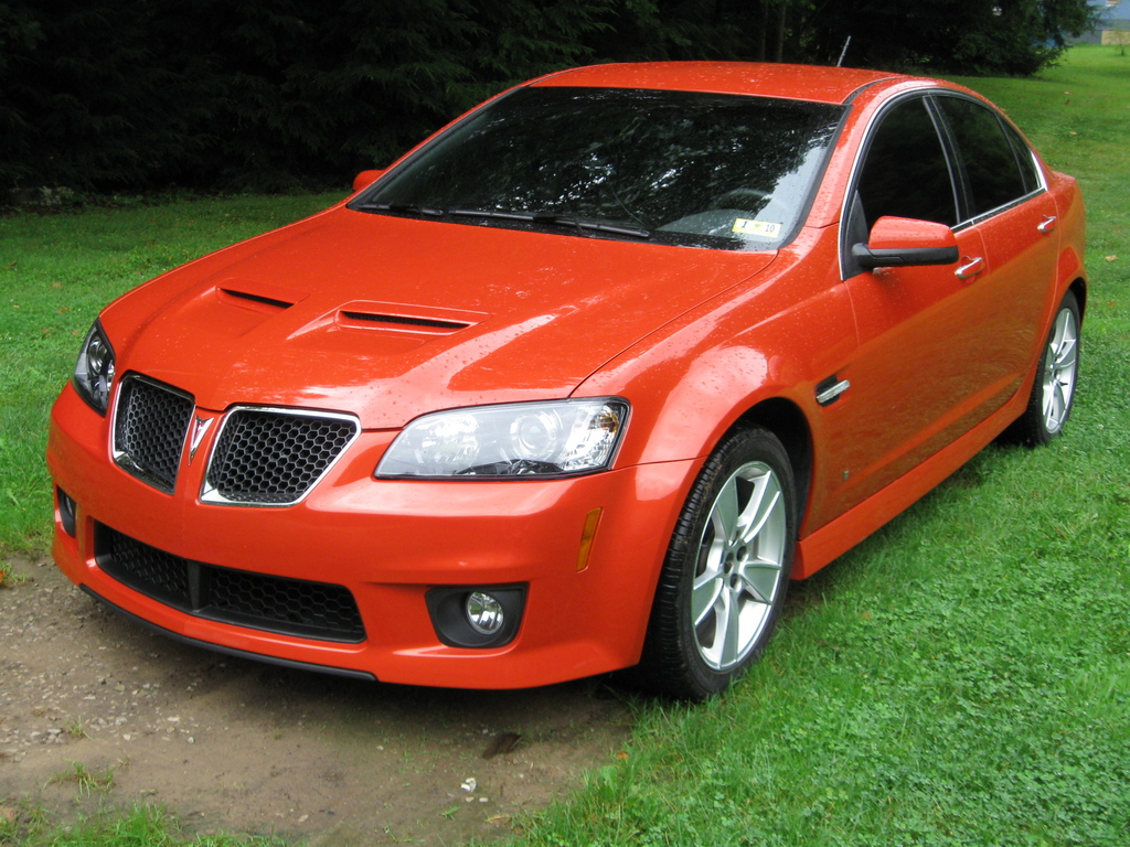 Silvachris1 2008 Pontiac G8 Specs Photos Modification