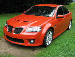 silvachris1s 2008 Pontiac G8