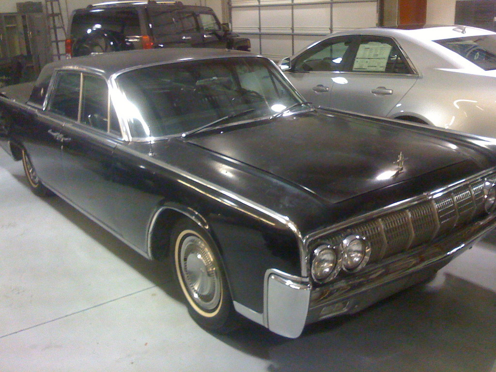 murderedon24s 1964 lincoln continental specs photos modification info at cardomain. Black Bedroom Furniture Sets. Home Design Ideas
