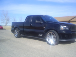 saleen0789s 2007 Ford F150 Regular Cab