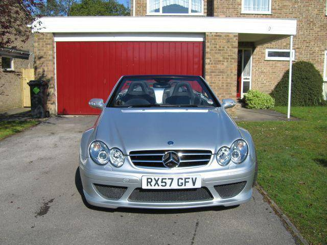 Another KING_OF_CARS 2007 Mercedes-Benz CLK-Class post... - 12575071