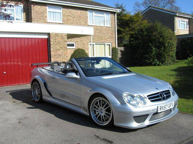 Another KING_OF_CARS 2007 Mercedes-Benz CLK-Class post... - 12575072