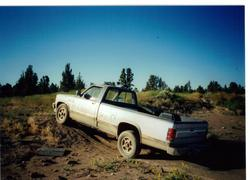 runwhatubrung 1985 Dodge Dakota Regular Cab & Chassis
