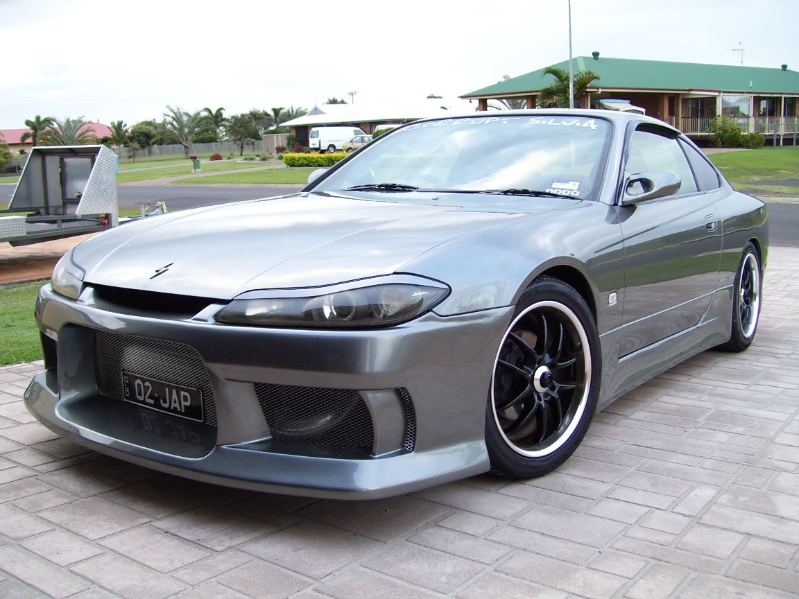 Custom_Tina 1999 Nissan Silvia Specs, Photos, Modification ...