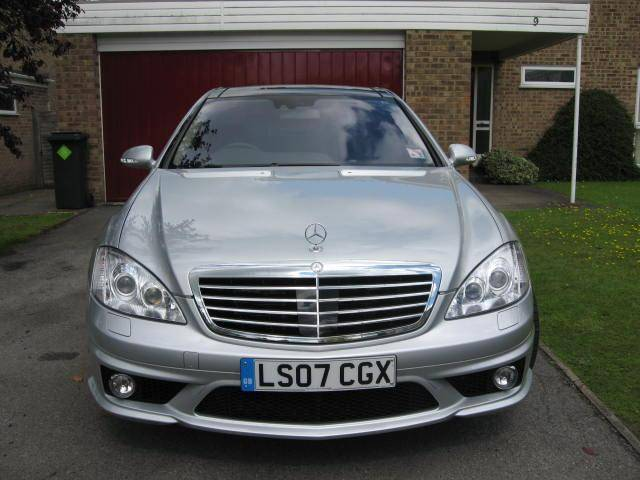 Another KING_OF_CARS 2007 Mercedes-Benz S-Class post... - 12575061