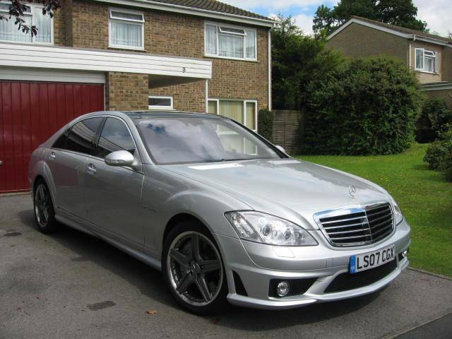 Another KING_OF_CARS 2007 Mercedes-Benz S-Class post... - 12575062