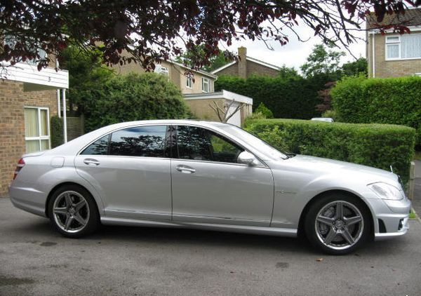 Another KING_OF_CARS 2007 Mercedes-Benz S-Class post... - 12575064