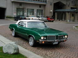 choppertravys 1972 Oldsmobile Cutlass Supreme