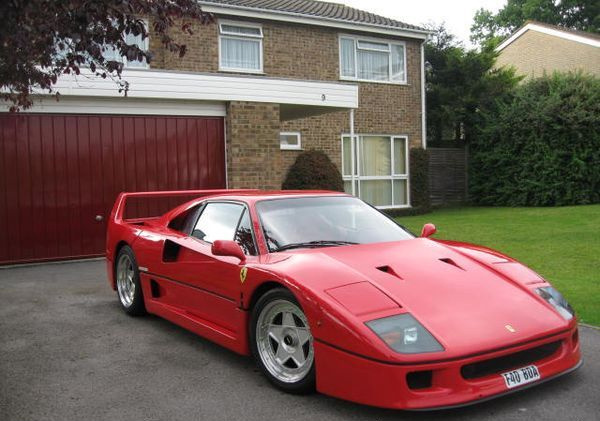 KING_OF_CARS's 1990 Ferrari F40