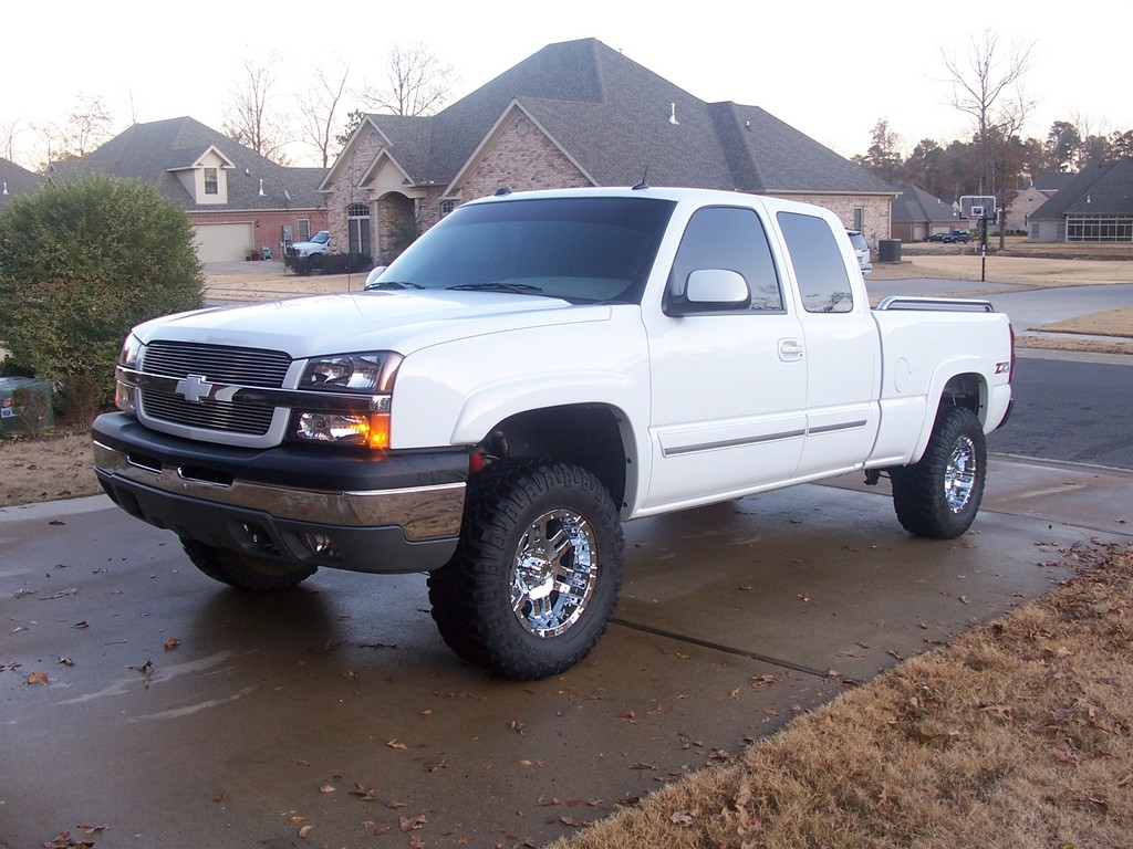 superchevy09 2004 Chevrolet Silverado 1500 Regular Cab ...