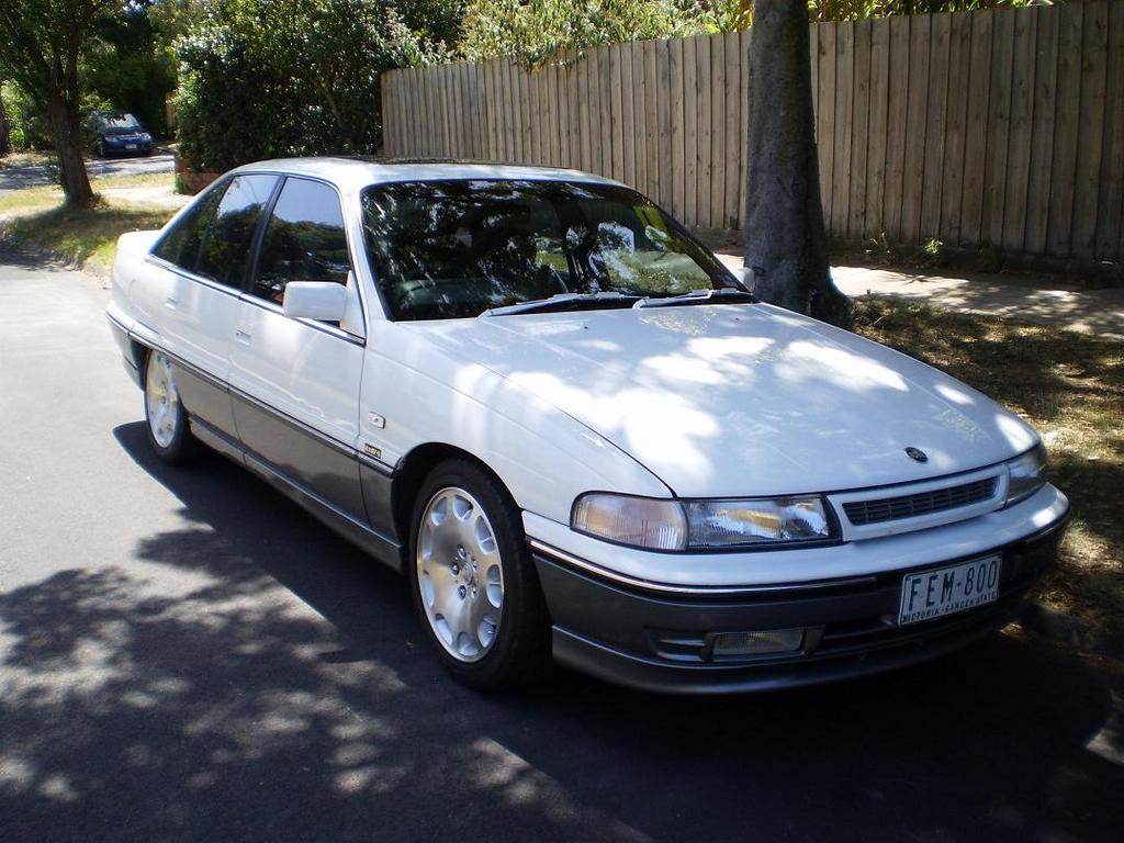Adamone 1993 Holden Calais Specs Photos Modification Info At Cardomain