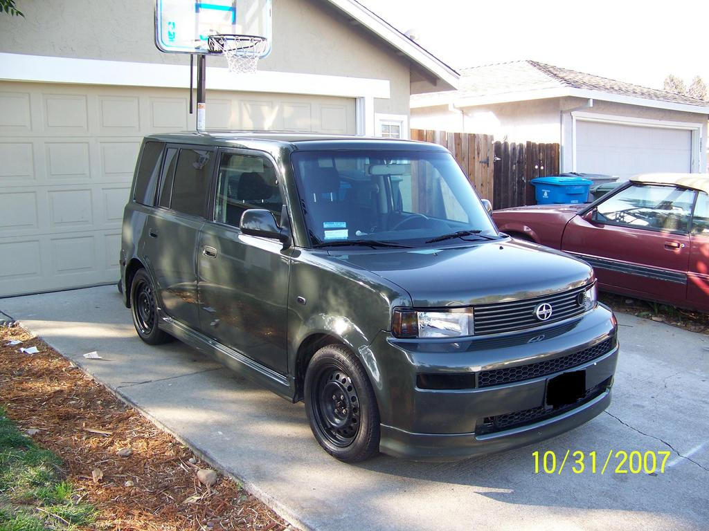 trdxb 2005 scion xb specs photos modification info at. Black Bedroom Furniture Sets. Home Design Ideas