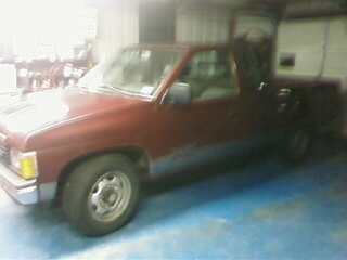 chikinflipin 1987 Nissan Regular Cab 12576054