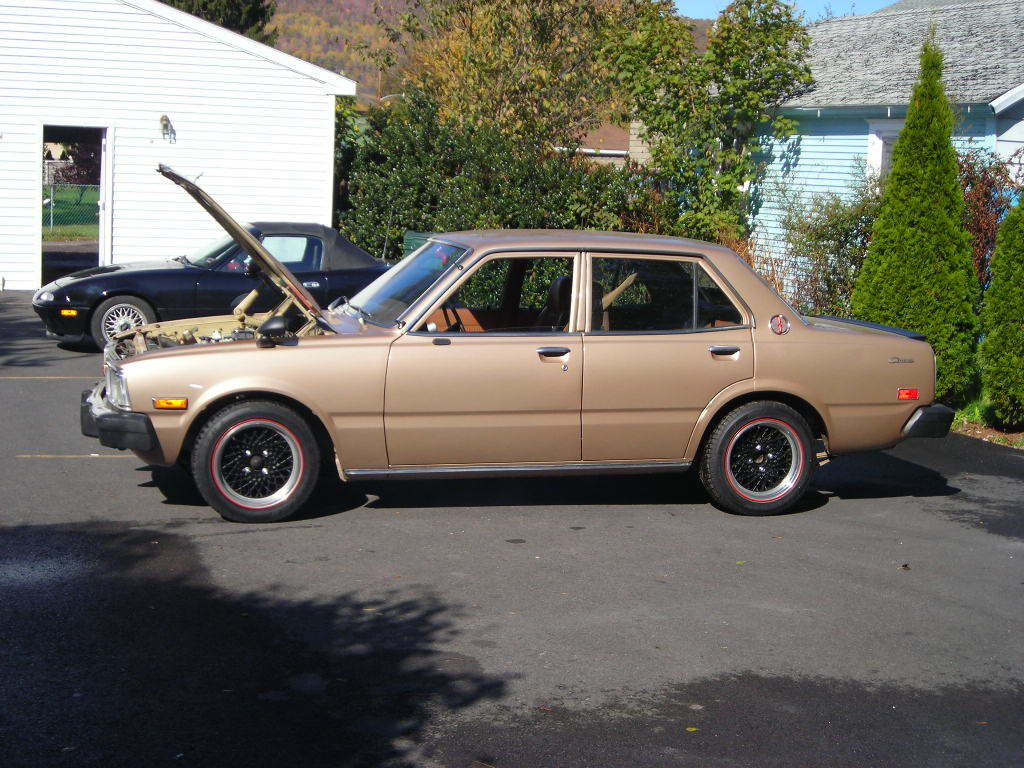 Another THEsuperboosted 1977 Toyota Corona post... - 12582647