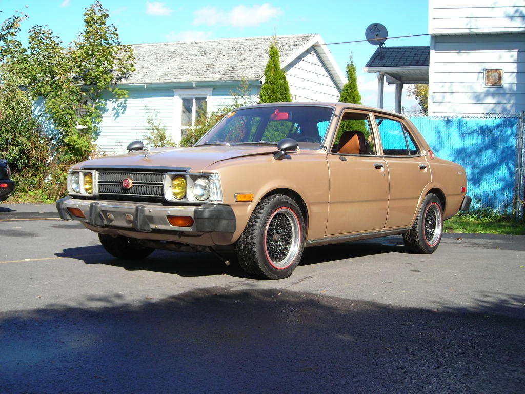 Another THEsuperboosted 1977 Toyota Corona post... - 12582648