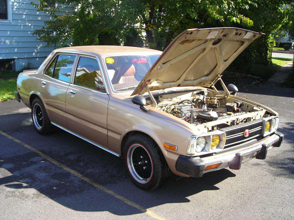 Another THEsuperboosted 1977 Toyota Corona post... - 12582649